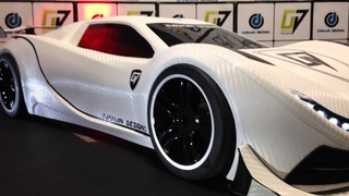 traxxas xo1 the worlds fastest ready to race custom super car by oakman designs