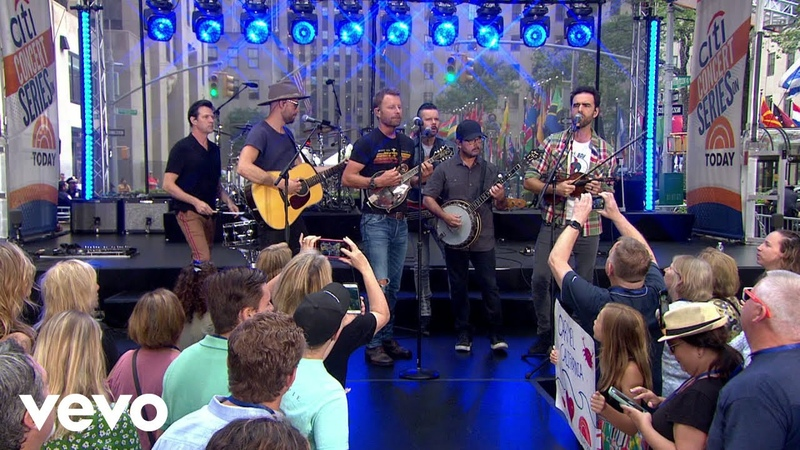 Dierks Bentley Woman Amen Live From The Today Show