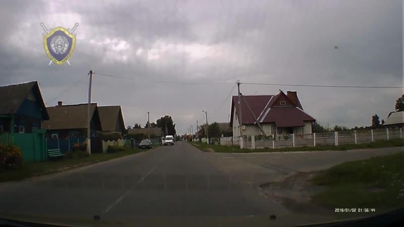 Следователи устанавливают обстоятельства наезда на трехлетнюю девочку в Речицком