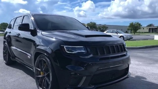 Forza Stage 4R Jeep Trackhawk 1000 Horsepower Package