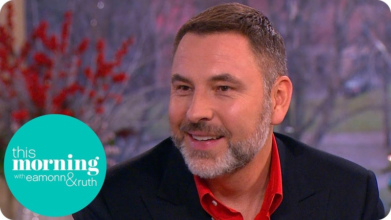 David Walliams Is the UK's Best Selling Children's Author This Morning