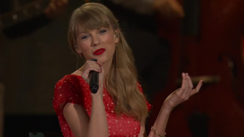 Taylor Swift - Begin Again [CMA Awards 2012]