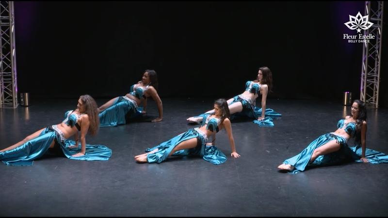 BELBLY (Artem Uzunov) Drum Solo by Fleur Estelle Dance Company
