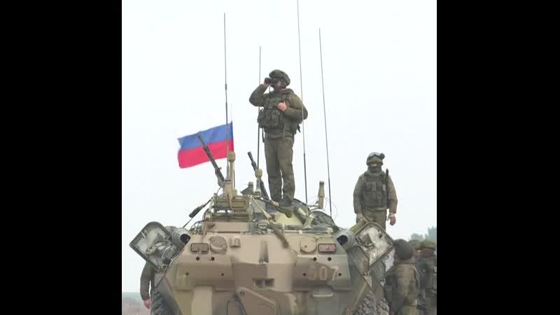 Противостояние России и США в Сирии @taktik taktik