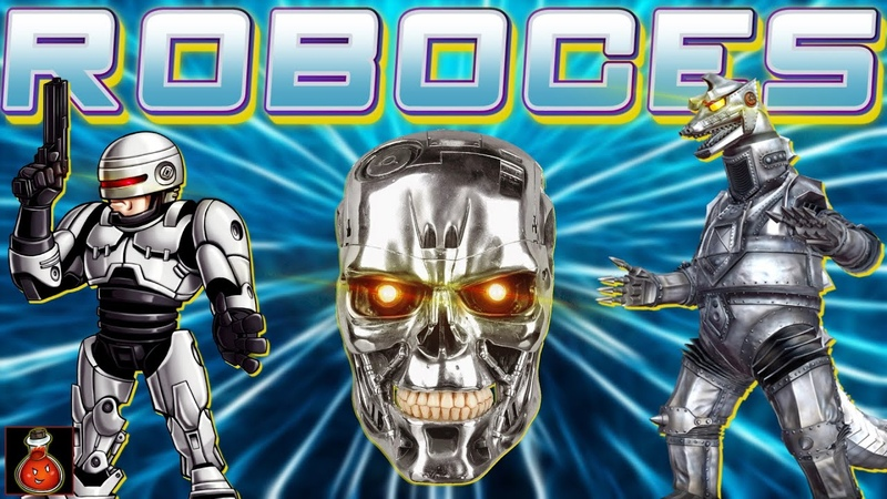 JOYAS OCULTAS de JUEGOS DE ROBOCES [Ps1- Arcade- Playstation]