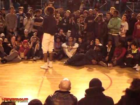 VERTIFIGHT 17 1000% TREAXY VS MILLIARD part 1 by YOUVAL