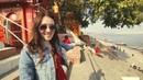 Varanasi вместе с Катей Пешаковой от