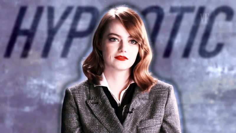Emma Stone Hypnotic