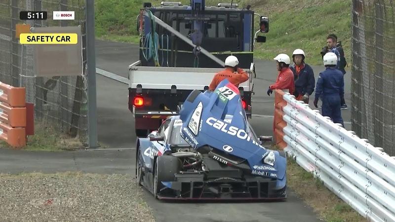 SUPER GT x DTM Dream Race: race 2 carnage