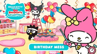 Hello Kitty and Friends Supercute Adventures   Birthday Mess
