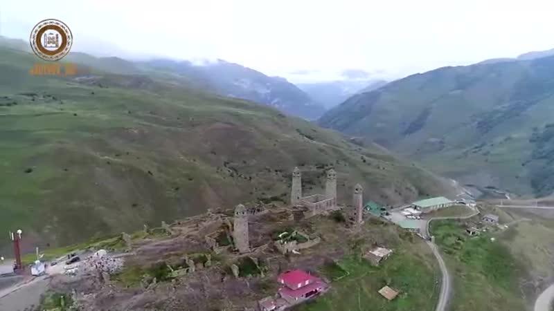 В Чечне восстановят построенный полторы тысячи лет назад замок