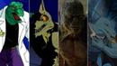 Эволюция Ящера в мультсериалах и кино/Evolution of Lizard in movies and cartoons