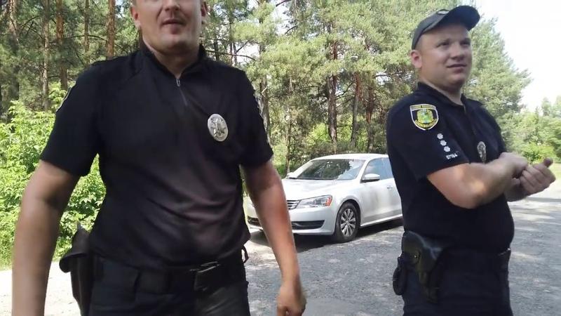 Полиция Богодухова не может объяснить причину остановки