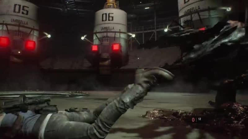 Rusgametactics Прохождение Resident Evil 3 Remake Часть 8 Ядерный удар ФИНАЛ
