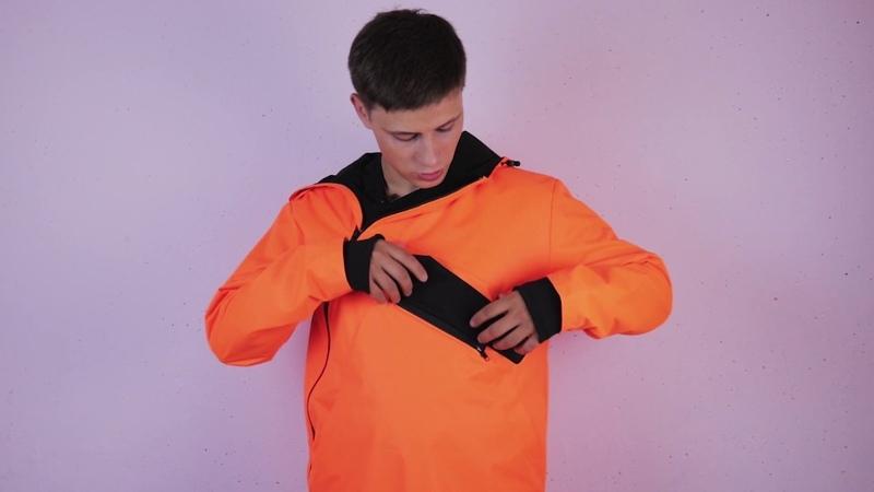 Куртка Excenter ANR модифицированная.