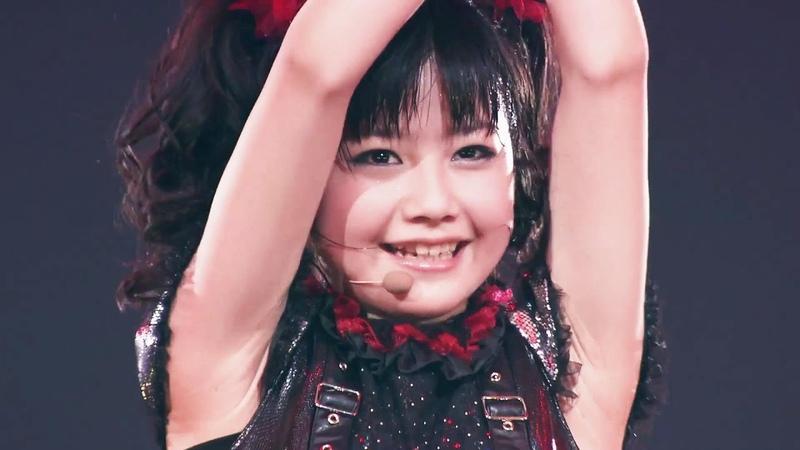 BABYMETAL YUIちゃんの「Ijime Dame Zettai」Live compilation