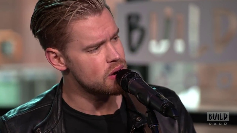 Without You Chord Overstreet @ BUILD Series NYC