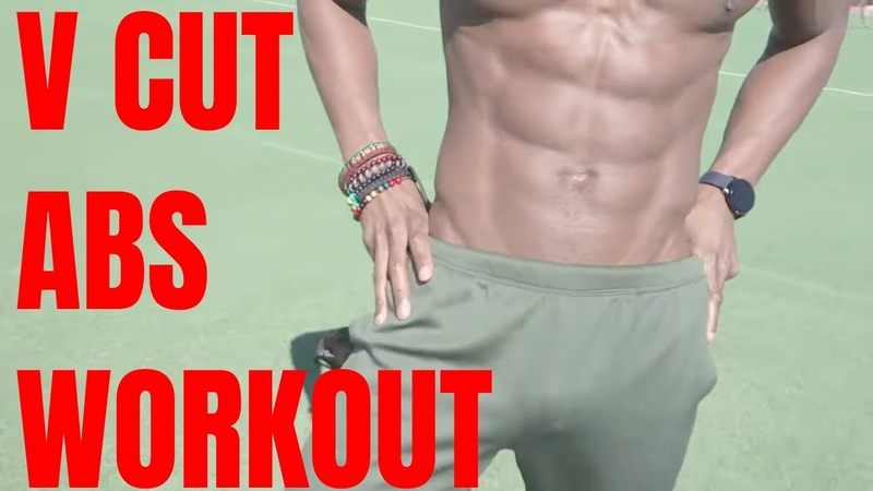 V Cut Abs Workout No Equipment Needed Scott Burnhard