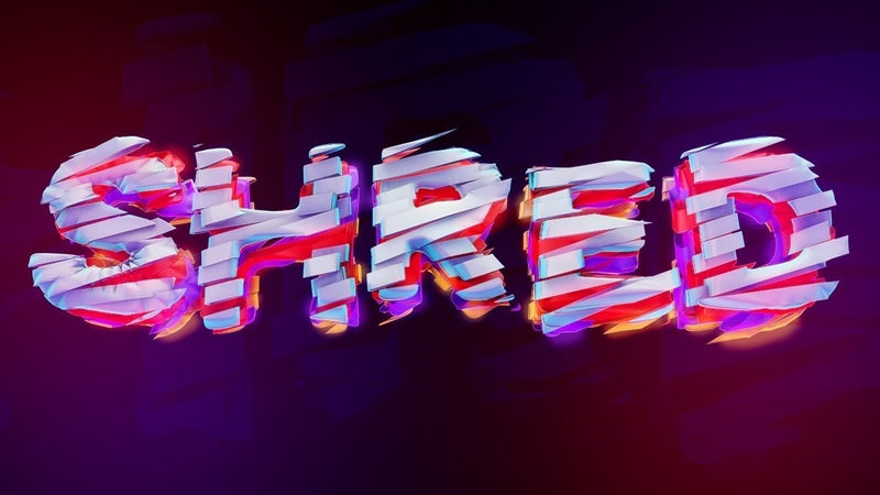 Tutorial Sliced Text Effect in C4D R20 Voronoi Fracture by Qehzy