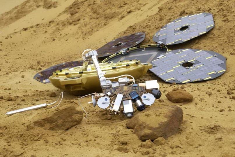 Марс — с небес на землю., изображение №2