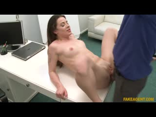 Giorgia Roma - FakеАgent [All Sex, Hardcore, Blowjob, Gonzo]