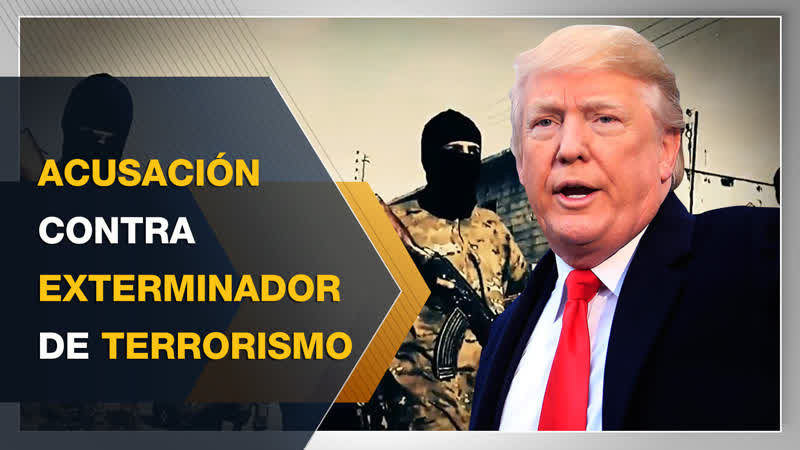 Acusación contra exterminador de terrorismo