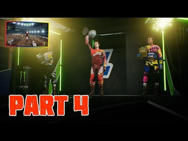 Gamenya Bener - Bener SERU Banget - Monster Energy Supercross - The Official Videogame