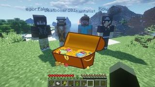 Minecraft. ПОСТРОЙ И ПОЛУЧИ ПРИЗ!