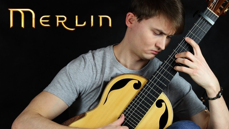 MERLIN MAIN THEME The Call of Destiny Classical Guitar Cover by Lukasz Kapuscinski