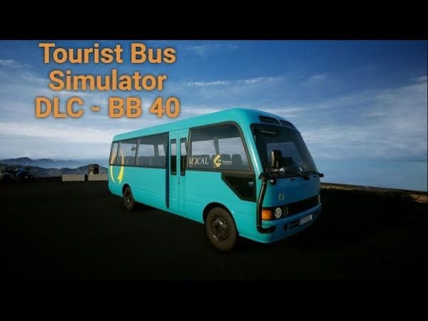 Tourist Bus Simulator - BB40 (Toyota Coaster) Work in progress.