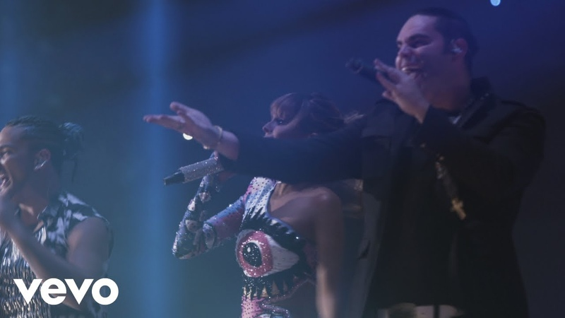 MDO Te Quise Olvidar En Vivo 90's Pop Tour Vol 2 ft JNS