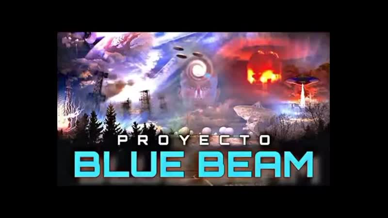 WARNING h BLUE BEAM PROJECT IS ACTIVE ADVERTENCIA SE ACTIVO PROYECTO BLUE