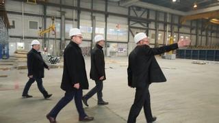 Представители Совета Федерации Федерального Собрания РФ побывали в Шадринске.