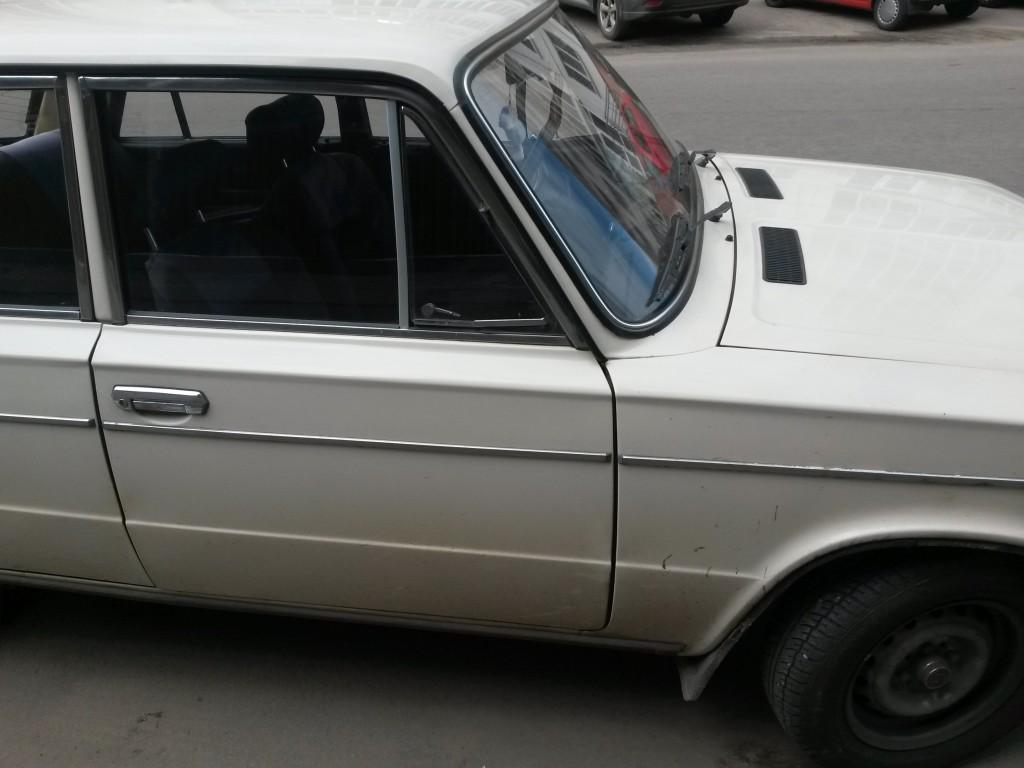 Под Таганрогом сотрудники полиции раскрыли угон автомобиля «ВАЗ-2106»