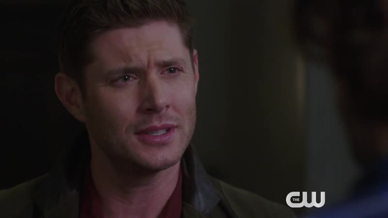 Supernatural clip Dean leaves Sam alone with Eileen Put the