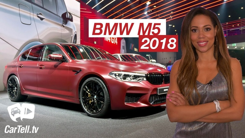 2018 BMW M5 | Will it upset BMW purists? | CarTell.tv