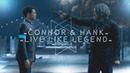 Connor Hank    Live Like Legends