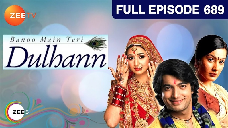 Banoo Main Teri Dulhann Hindi Serial Full Episode 689 Divyanka Sharad Malhotra Zee TV