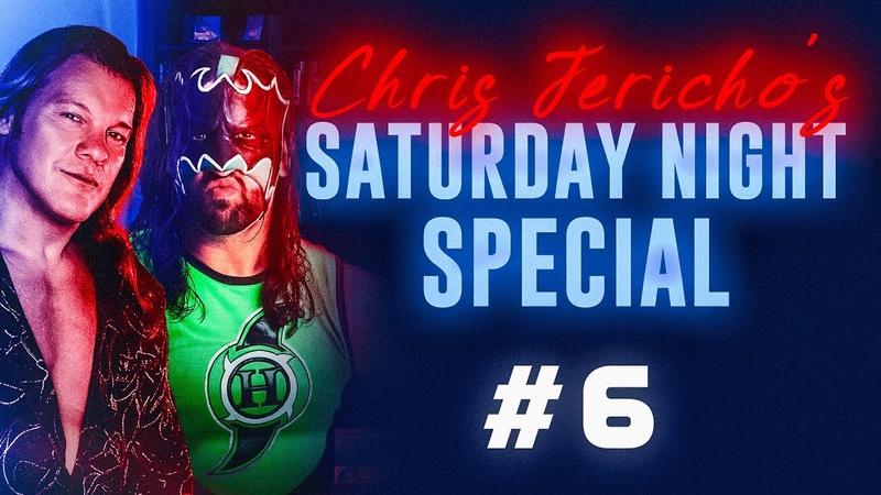 Chris Jericho's Saturday Night Special 6 w Hurricane Helms