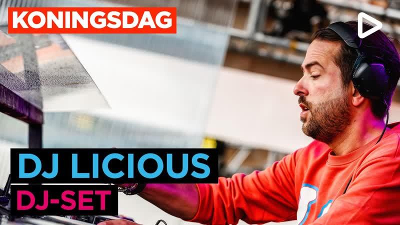 DJ Licious SLAM Koningsdag 2019