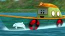 Мультфильмы Будни аэропорта 2 Торо с озера Пу Пу Cерия 21