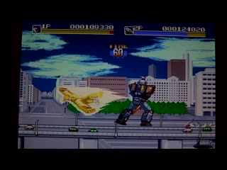 11DeadFace и Ёжик играют в Mighty Morphin Power Rangers - The Movie SEGA.Могучие Рейнджеры фильм игра