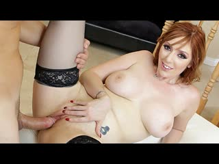 Lauren Phillips - Sexy Redheaded Newlywed Gets Fucked By Her Husband |  All Sex MILF Big Tits Brazzers Porn Порно