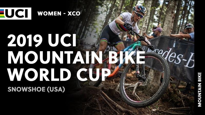 Women XCO Snowshoe 2019 Mercedes Benz UCI MTB World Cup