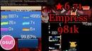 ★6.71 The Empress [MASSACRE] 99.67% 981K