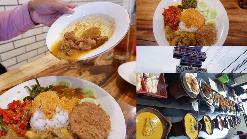 Nasi Kapau H Rizal Yang Bikin Lidah Menari nari