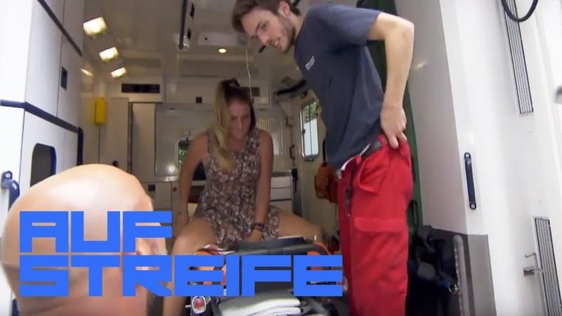 Notruf wegen heißem Flirt ignoriert Kommt die Hilfe noch rechtzeitig Auf Streife SAT 1 TV