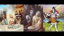Ч. 10. Откровение об Атлантиде. Начало Битвы Богов. Отец жертвует дочерью во имя отмщения Богу Шиве.