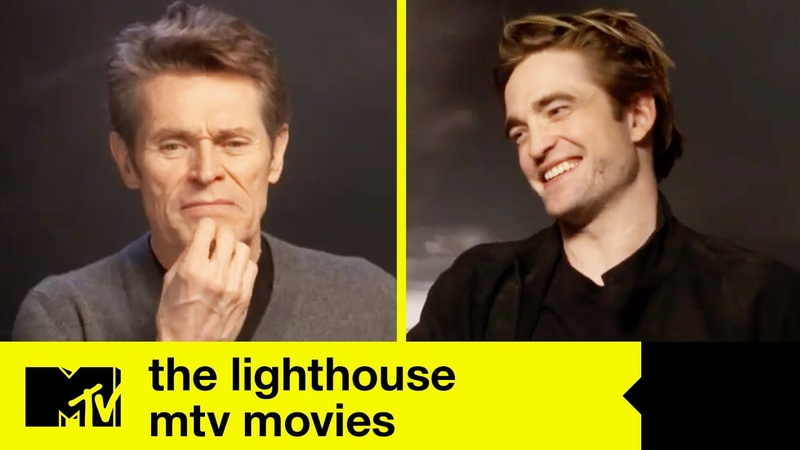 Robert Pattinson Willem Dafoe Reveal Farting, Vomiting Sex In The Lighthouse | MTV Movies