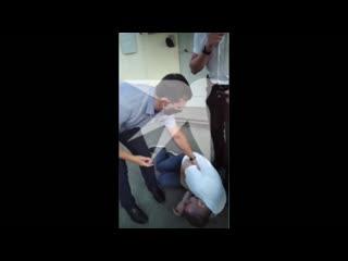 В Ставрополе экс-министр бился в агонии во время задержания